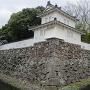 櫓、石垣、水堀