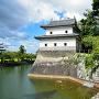 旧二の丸隅櫓(本丸鉄砲櫓)