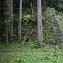 三の丸の石垣
