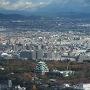 名古屋城遠景