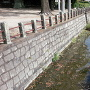 津村城 二の丸 水堀