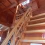 菱櫓内復元階段