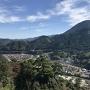津和野の町(三十間台から)