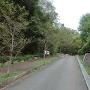 登城口への道