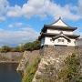 千貫櫓と石垣