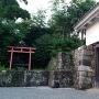 陣屋の門。