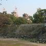 戌亥櫓と宇土櫓と大天守