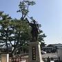 堀尾吉晴公銅像