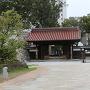千歳御門(城内側)