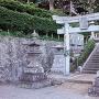 丸山城 御霊神社
