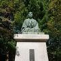 池ノ原公園の渡辺崋山像