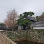 桜門側から二ノ丸櫓