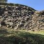 二の丸 石垣