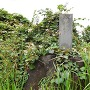今村城跡碑