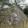 石垣(南東方向より)