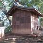 本丸櫓台跡(北側土塁)