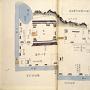 播磨国明石新城図[提供:東京大学史料編纂所]