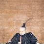 小笠原忠政(忠真)画像[提供:北九州市立自然史・歴史博物館]