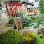 雲晴寺の庭園[提供:明石観光協会]