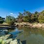 武蔵の庭園(乙女池)[提供:明石観光協会]