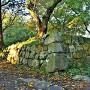 四ツ門跡石垣