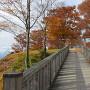主郭への橋