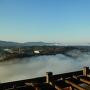 天守展望台からの雲海