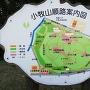 公園の略図です