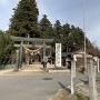 御射山神社(船山城址)