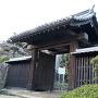 上り立ち門[提供:宇和島市教育委員会 文化・スポーツ課]
