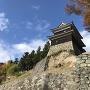 南櫓 (尼ヶ淵から)