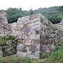 表御門跡の石垣