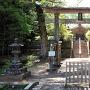 梶峯城 多久神社(龍造寺長信屋敷跡)
