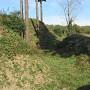切岸と空堀