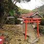 筑紫神社(勝尾城筑紫氏遺跡)