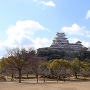 シロトピア記念公園からの天守群[提供:姫路市]