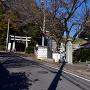 佐江戸杉山神社と無量寺
