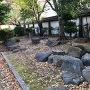 名古屋城築城の残石