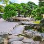 表御殿庭園 枯山水庭
