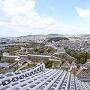 大天守からの西の丸方向の眺望[提供:姫路市]