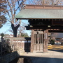 青岩寺移築城門