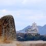 名古山から姫路城を望む[提供:姫路市]