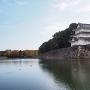 外堀と清洲櫓(西北隅櫓)