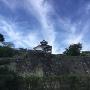 石垣と三重櫓