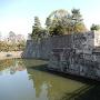 本丸西橋の石垣