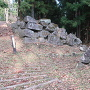 鍛冶屋御門跡石垣