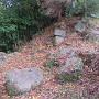 物見櫓台(天守台)の石垣