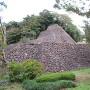辰巳櫓の高石垣