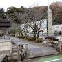 日吉神社登城口