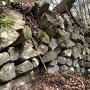 柱状節理石垣